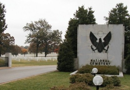 Jefferson Barrack National Cemetery