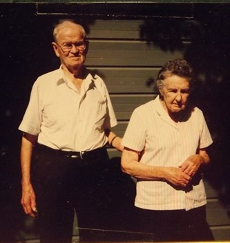 George R and Mae Pearl Carpenter Campbell 1986